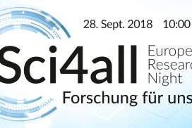 ERIGrid at European Researchers' Night on 28 September 2018 in Vienna (AT)
