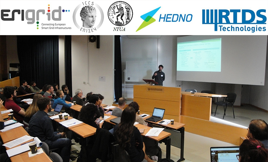 ERIGrid Summer School on Advanced Operation and Control of Active Distribution Networks