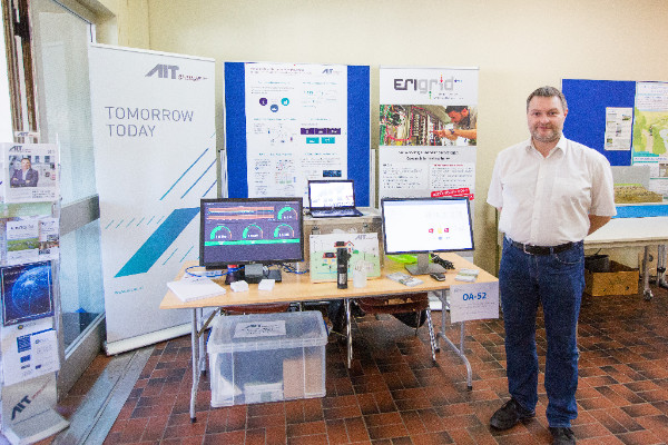 ERIGrid at European Researchers' Night on 27 September 2019 in Vienna (AT)