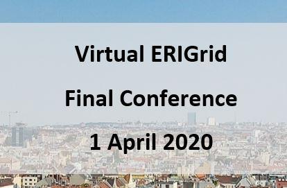 Virtual ERIGrid Final Conference